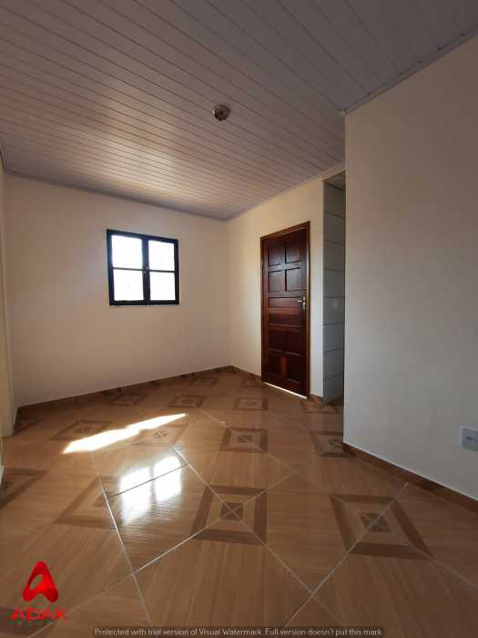 SALA - Casa de Vila 1 quarto para alugar Cidade Nova, Rio de Janeiro - R$ 900 - CTCV10021 - 9