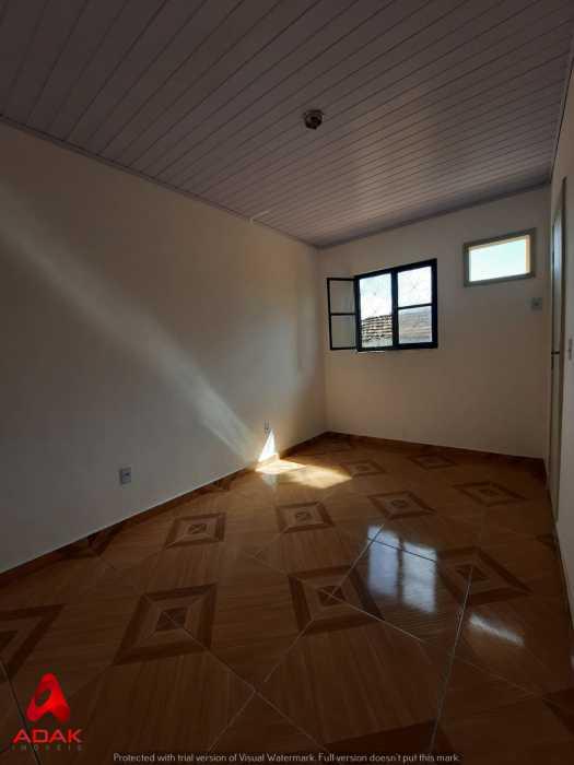 QUARTO - Casa de Vila 1 quarto para alugar Cidade Nova, Rio de Janeiro - R$ 900 - CTCV10021 - 12