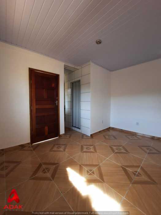 SALA - Casa de Vila 1 quarto para alugar Cidade Nova, Rio de Janeiro - R$ 900 - CTCV10021 - 14