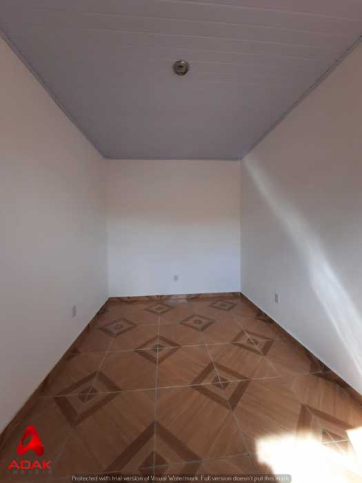 QUARTO - Casa de Vila 1 quarto para alugar Cidade Nova, Rio de Janeiro - R$ 900 - CTCV10021 - 16