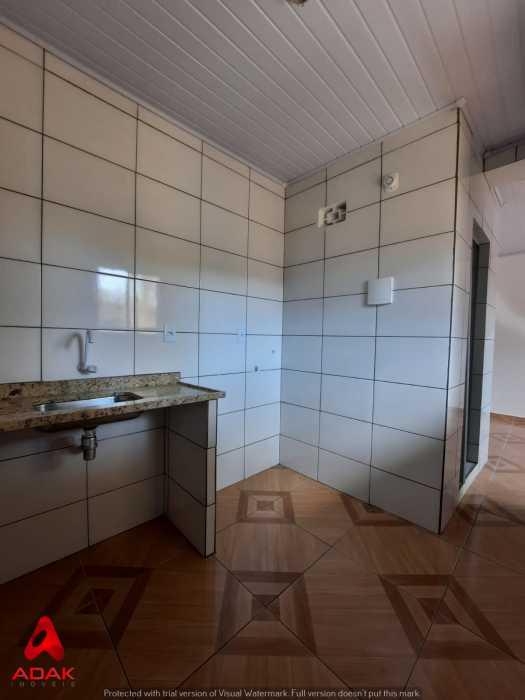 COZINHA - Casa de Vila 1 quarto para alugar Cidade Nova, Rio de Janeiro - R$ 900 - CTCV10021 - 17