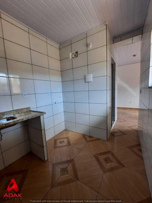 COZINHA - Casa de Vila 1 quarto para alugar Cidade Nova, Rio de Janeiro - R$ 900 - CTCV10021 - 19