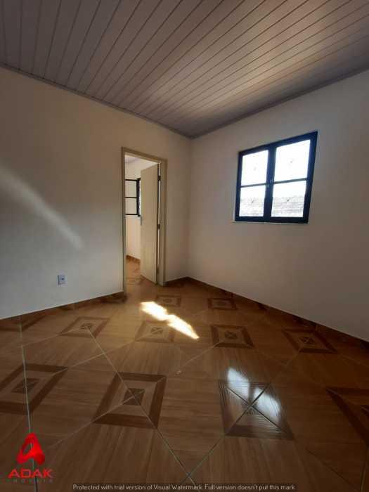 SALA - Casa de Vila 1 quarto para alugar Cidade Nova, Rio de Janeiro - R$ 900 - CTCV10021 - 22