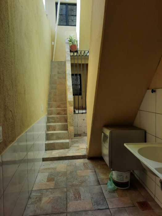 CORREDOR - Casa de Vila 1 quarto para alugar Cidade Nova, Rio de Janeiro - R$ 900 - CTCV10021 - 28