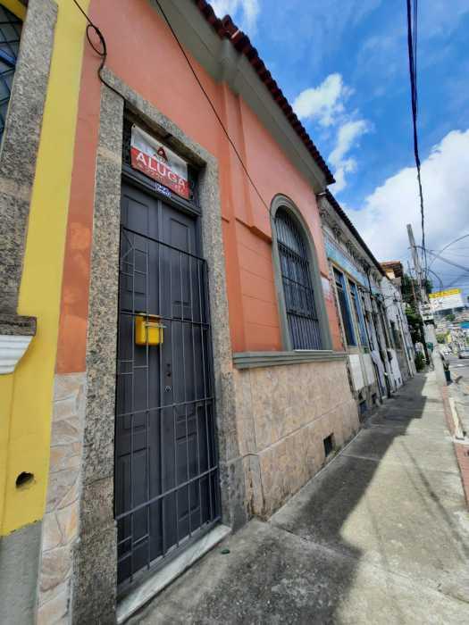 FACHADA - Casa de Vila 1 quarto para alugar Cidade Nova, Rio de Janeiro - R$ 900 - CTCV10021 - 30