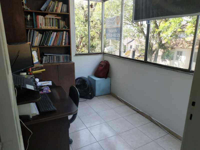 5. - Apartamento 2 quartos à venda Grajaú, Rio de Janeiro - R$ 365.000 - GRAP20049 - 6