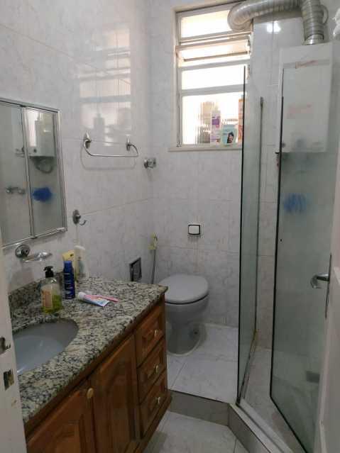 9. - Apartamento 2 quartos à venda Grajaú, Rio de Janeiro - R$ 365.000 - GRAP20049 - 11