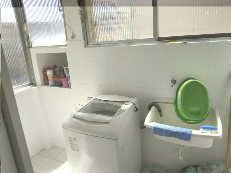 14. - Apartamento 2 quartos à venda Grajaú, Rio de Janeiro - R$ 365.000 - GRAP20049 - 16