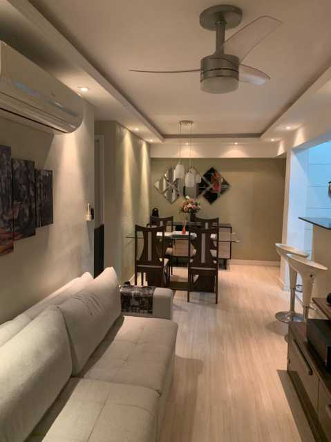 1. - Apartamento 2 quartos à venda Rio Comprido, Rio de Janeiro - R$ 449.000 - GRAP20050 - 1
