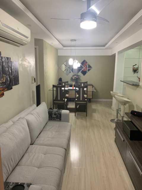 2. - Apartamento 2 quartos à venda Rio Comprido, Rio de Janeiro - R$ 449.000 - GRAP20050 - 3