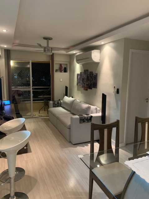 3. - Apartamento 2 quartos à venda Rio Comprido, Rio de Janeiro - R$ 449.000 - GRAP20050 - 4