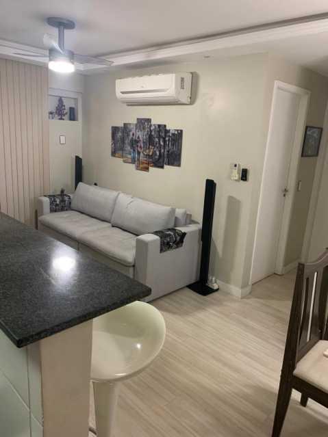 4. - Apartamento 2 quartos à venda Rio Comprido, Rio de Janeiro - R$ 449.000 - GRAP20050 - 5