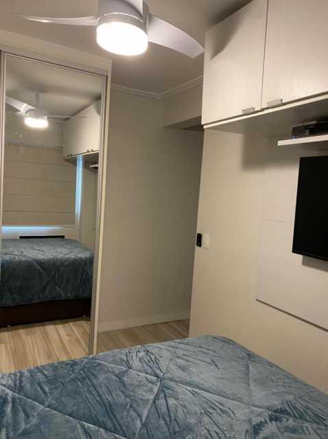 6. - Apartamento 2 quartos à venda Rio Comprido, Rio de Janeiro - R$ 449.000 - GRAP20050 - 7