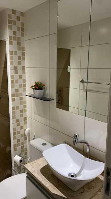 8. - Apartamento 2 quartos à venda Rio Comprido, Rio de Janeiro - R$ 449.000 - GRAP20050 - 9