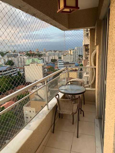 20. - Apartamento 2 quartos à venda Rio Comprido, Rio de Janeiro - R$ 449.000 - GRAP20050 - 21
