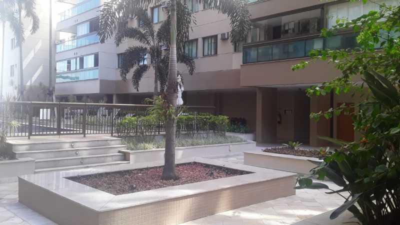 2. - Apartamento 2 quartos à venda Rio Comprido, Rio de Janeiro - R$ 519.000 - GRAP20055 - 3