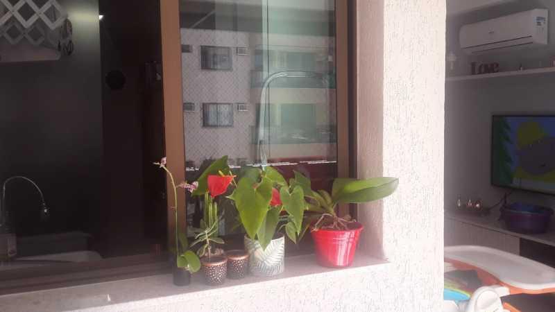 3. - Apartamento 2 quartos à venda Rio Comprido, Rio de Janeiro - R$ 519.000 - GRAP20055 - 4