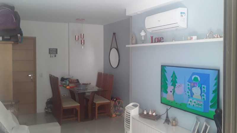 5. - Apartamento 2 quartos à venda Rio Comprido, Rio de Janeiro - R$ 519.000 - GRAP20055 - 6