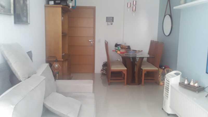 6. - Apartamento 2 quartos à venda Rio Comprido, Rio de Janeiro - R$ 519.000 - GRAP20055 - 7