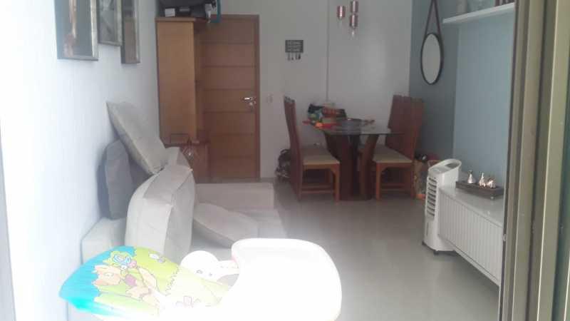 7. - Apartamento 2 quartos à venda Rio Comprido, Rio de Janeiro - R$ 519.000 - GRAP20055 - 8
