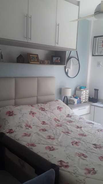 8. - Apartamento 2 quartos à venda Rio Comprido, Rio de Janeiro - R$ 519.000 - GRAP20055 - 9
