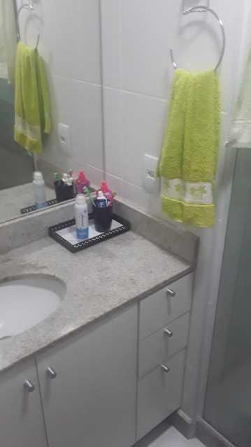 13. - Apartamento 2 quartos à venda Rio Comprido, Rio de Janeiro - R$ 519.000 - GRAP20055 - 14