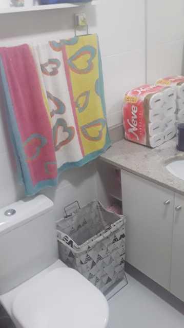 16. - Apartamento 2 quartos à venda Rio Comprido, Rio de Janeiro - R$ 519.000 - GRAP20055 - 17