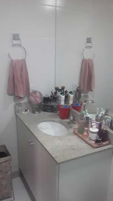 17. - Apartamento 2 quartos à venda Rio Comprido, Rio de Janeiro - R$ 519.000 - GRAP20055 - 18