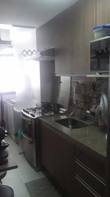 19. - Apartamento 2 quartos à venda Rio Comprido, Rio de Janeiro - R$ 519.000 - GRAP20055 - 20