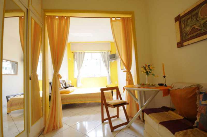 1 - Apartamento 1 quarto para alugar Copacabana, Rio de Janeiro - R$ 1.300 - CPAP11717 - 1