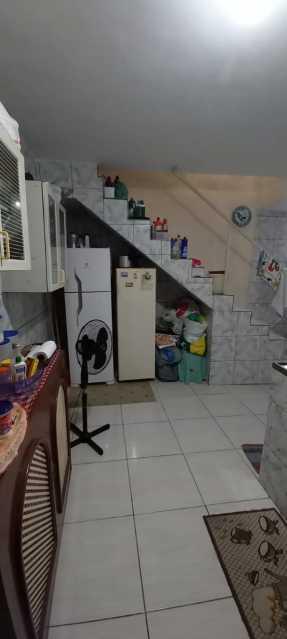 546080a2-f9e4-4c85-9cfa-95cd85 - Casa de Vila 2 quartos à venda Gamboa, Rio de Janeiro - R$ 350.000 - CTCV20027 - 17