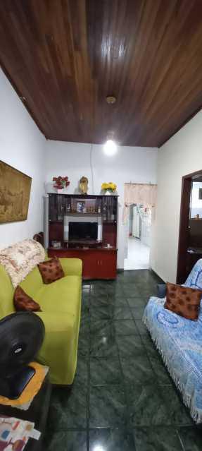 bea0fb6c-0bb5-46a5-8f4b-deea41 - Casa de Vila 2 quartos à venda Gamboa, Rio de Janeiro - R$ 350.000 - CTCV20027 - 1