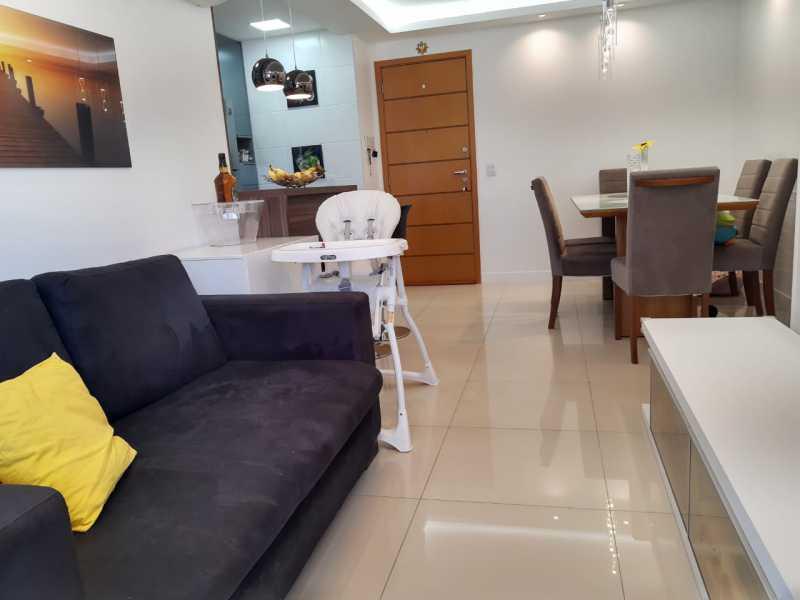 2. - Apartamento 3 quartos à venda Rio Comprido, Rio de Janeiro - R$ 598.000 - GRAP30040 - 4