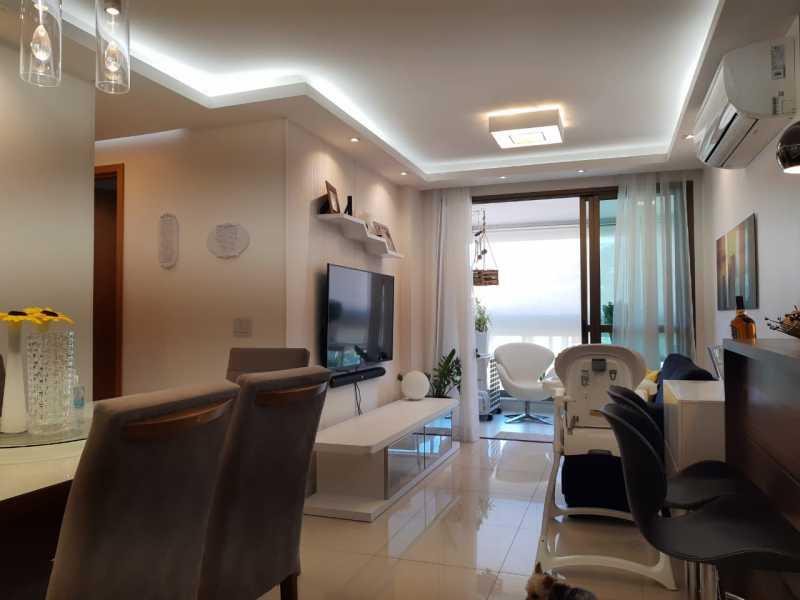 3. - Apartamento 3 quartos à venda Rio Comprido, Rio de Janeiro - R$ 598.000 - GRAP30040 - 5