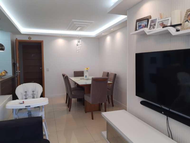 5. - Apartamento 3 quartos à venda Rio Comprido, Rio de Janeiro - R$ 598.000 - GRAP30040 - 7