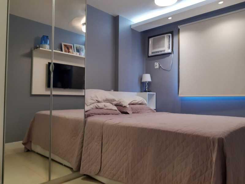 7. - Apartamento 3 quartos à venda Rio Comprido, Rio de Janeiro - R$ 598.000 - GRAP30040 - 9