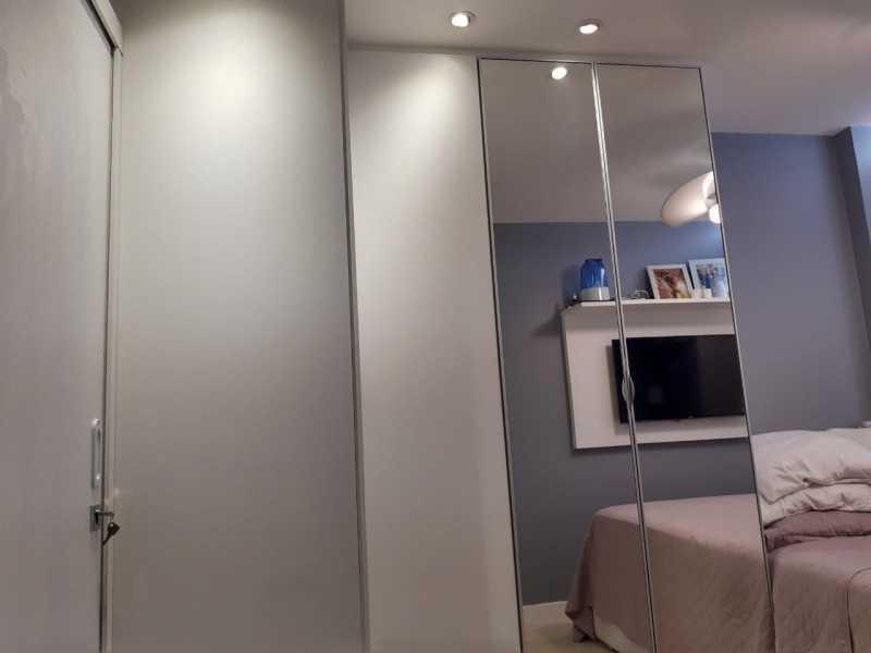 8. - Apartamento 3 quartos à venda Rio Comprido, Rio de Janeiro - R$ 598.000 - GRAP30040 - 10