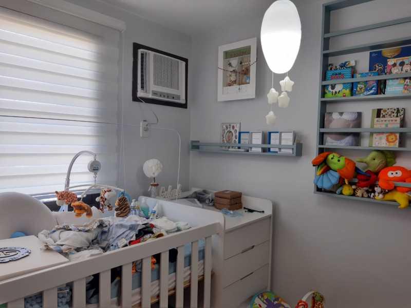9. - Apartamento 3 quartos à venda Rio Comprido, Rio de Janeiro - R$ 598.000 - GRAP30040 - 11