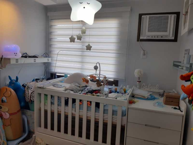 10. - Apartamento 3 quartos à venda Rio Comprido, Rio de Janeiro - R$ 598.000 - GRAP30040 - 12