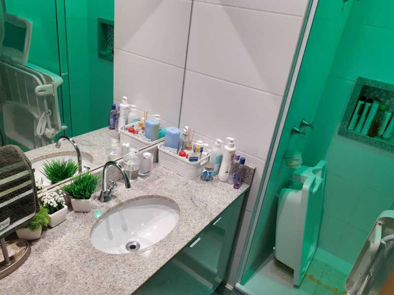 13. - Apartamento 3 quartos à venda Rio Comprido, Rio de Janeiro - R$ 598.000 - GRAP30040 - 15
