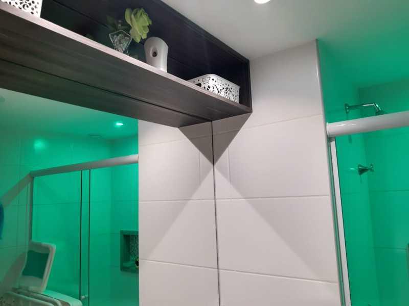 14. - Apartamento 3 quartos à venda Rio Comprido, Rio de Janeiro - R$ 598.000 - GRAP30040 - 16
