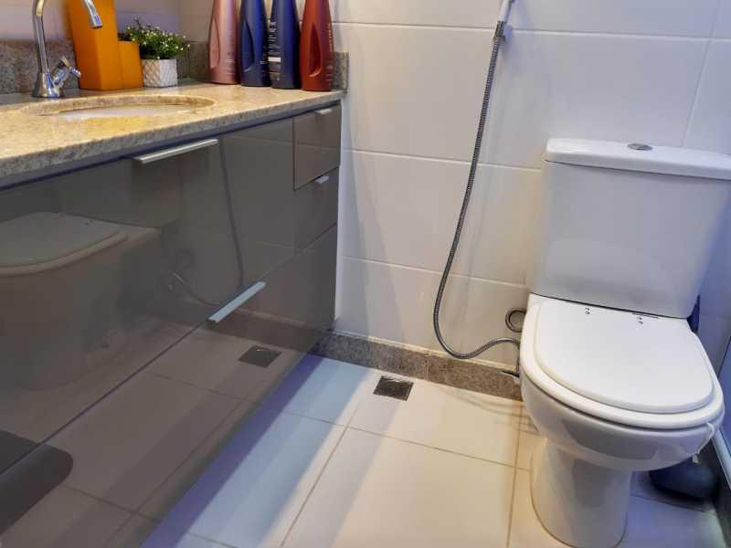 15. - Apartamento 3 quartos à venda Rio Comprido, Rio de Janeiro - R$ 598.000 - GRAP30040 - 17