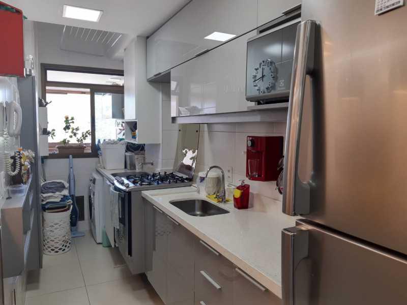 17. - Apartamento 3 quartos à venda Rio Comprido, Rio de Janeiro - R$ 598.000 - GRAP30040 - 19