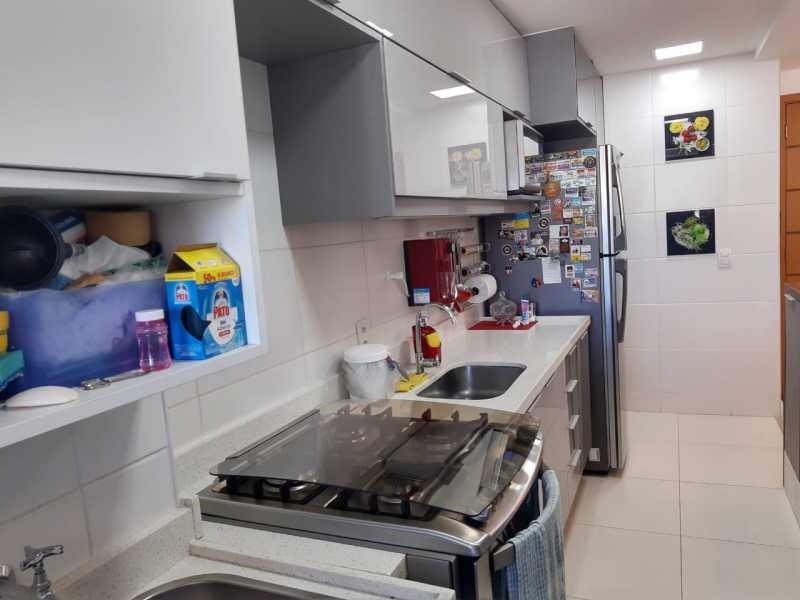 18. - Apartamento 3 quartos à venda Rio Comprido, Rio de Janeiro - R$ 598.000 - GRAP30040 - 20