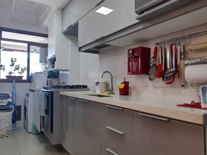 19. - Apartamento 3 quartos à venda Rio Comprido, Rio de Janeiro - R$ 598.000 - GRAP30040 - 21