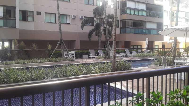 20. - Apartamento 3 quartos à venda Rio Comprido, Rio de Janeiro - R$ 598.000 - GRAP30040 - 1