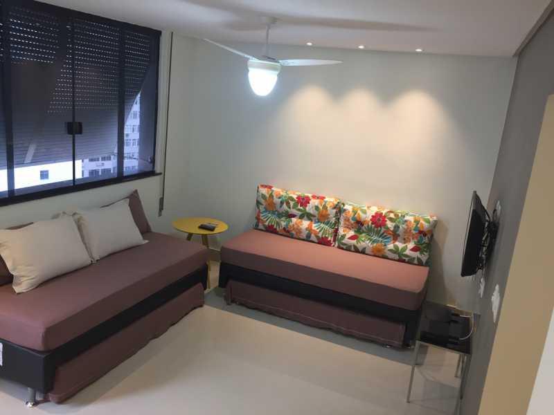 1 - Apartamento para alugar Copacabana, Rio de Janeiro - CPAP00415 - 1