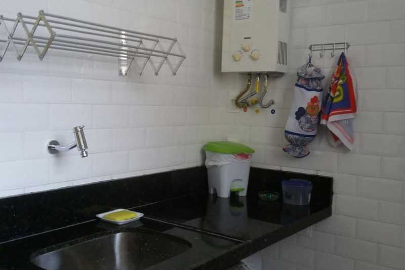 13 - Apartamento para alugar Copacabana, Rio de Janeiro - CPAP00415 - 14
