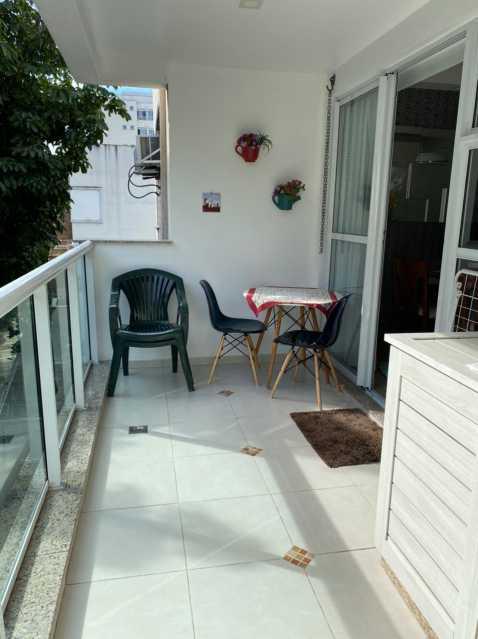 1. - Apartamento 3 quartos à venda Maracanã, Rio de Janeiro - R$ 959.900 - GRAP30041 - 1