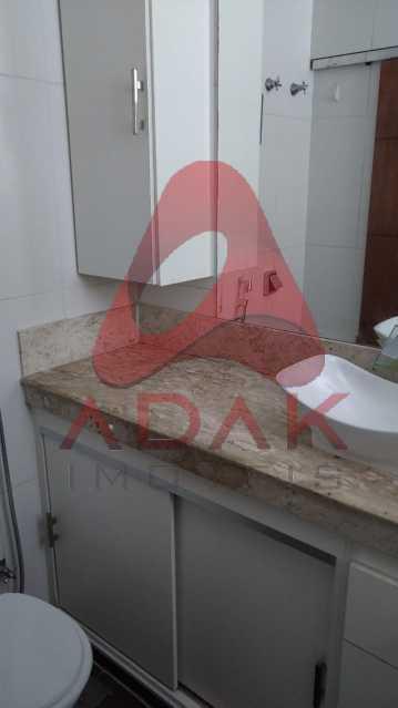 BANHEIRO - Apartamento 2 quartos à venda Vila Isabel, Rio de Janeiro - R$ 370.000 - GRAP20069 - 9